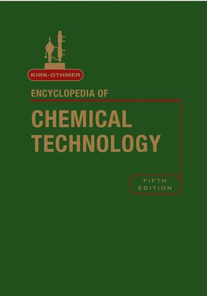 kirk Ohmer encyclopaedia of chemical technology
