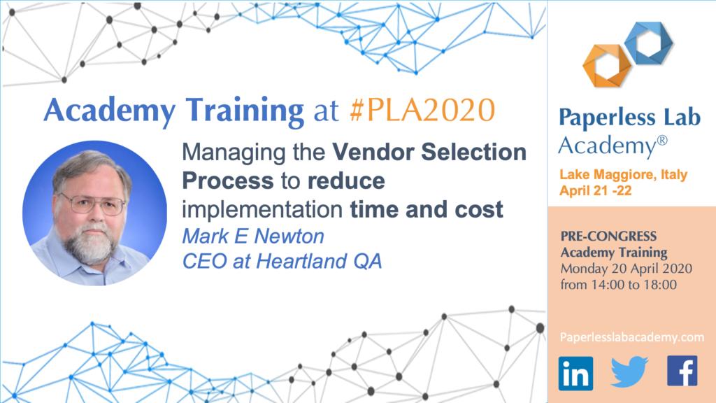 PLA2020 Training
